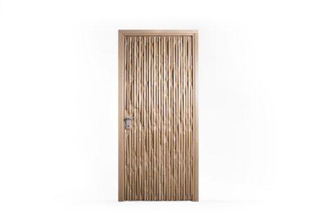 Porta in legno di rovere